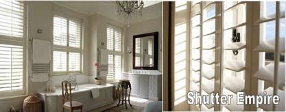 SHUTTER EMPIRE   Shutters, Plantation, Plantation Shutters, Custom Shutters,  Window Treatments,