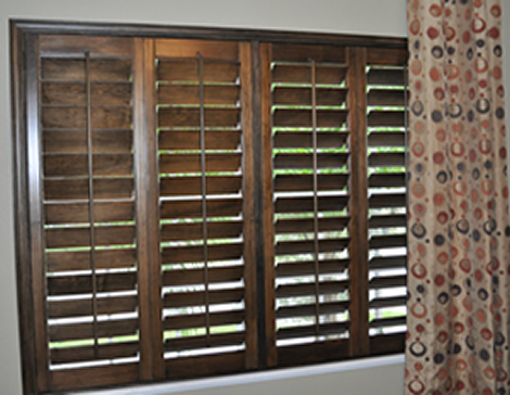 Exterior Window Shutter Designs